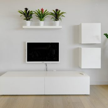 Holiday lets Nice - TV unit