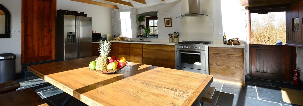 Holiday Letting on the Wild Atlantic Way - Kitchen Diner