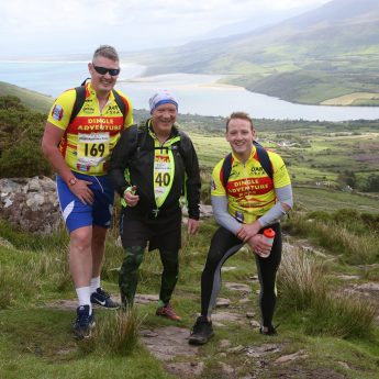 Exclusive holiday rentals Kerry - Dingle Adventure Race