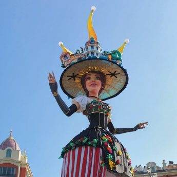 Holiday lets on the French Rivera - Nice carnival