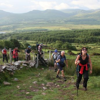 Exclusive Holiday Lets on the Wild Atlantic Way - Mountain hike