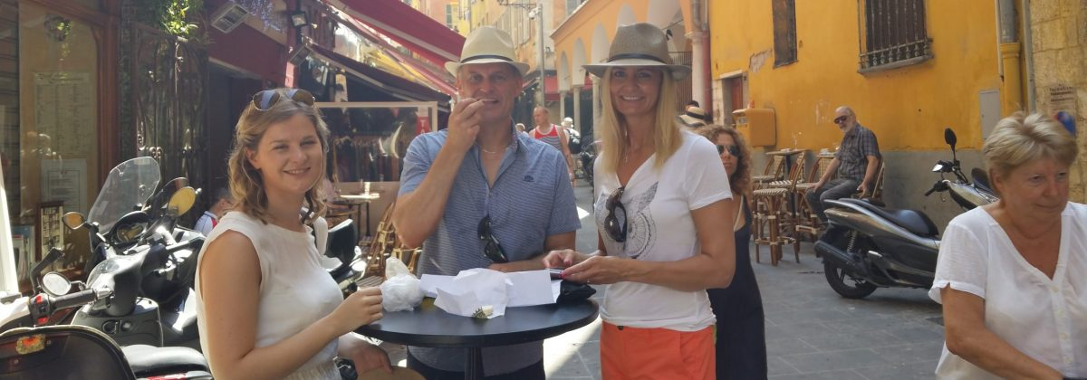 Holiday homes on the French Rivera - Food tour