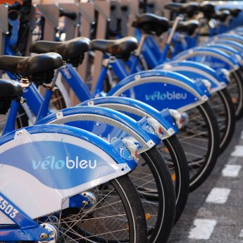 Luxury holiday letting on the French Rivera - Velo Bleu bikes