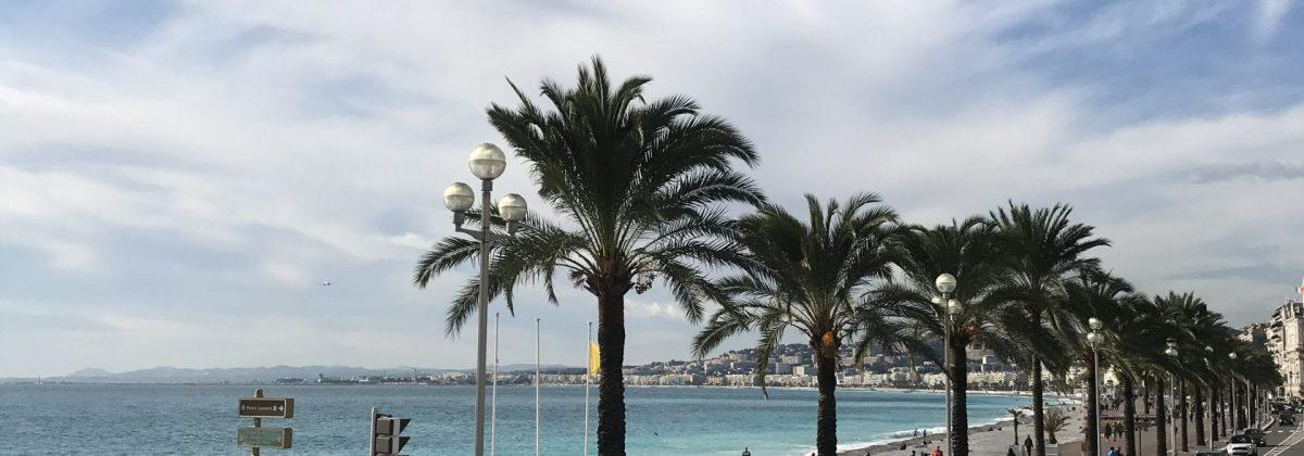 Exclusive holiday rentals on the French Rivera - Promenade des Anglais