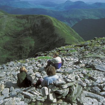 Exclusive holiday cottages Kerry - Macgillycuddy Reeks hike