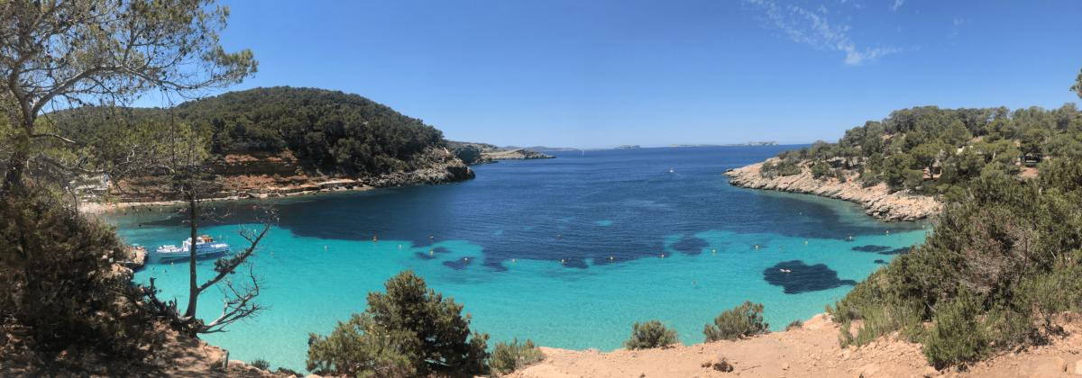 Holiday Letting Ibiza - Cala Salada