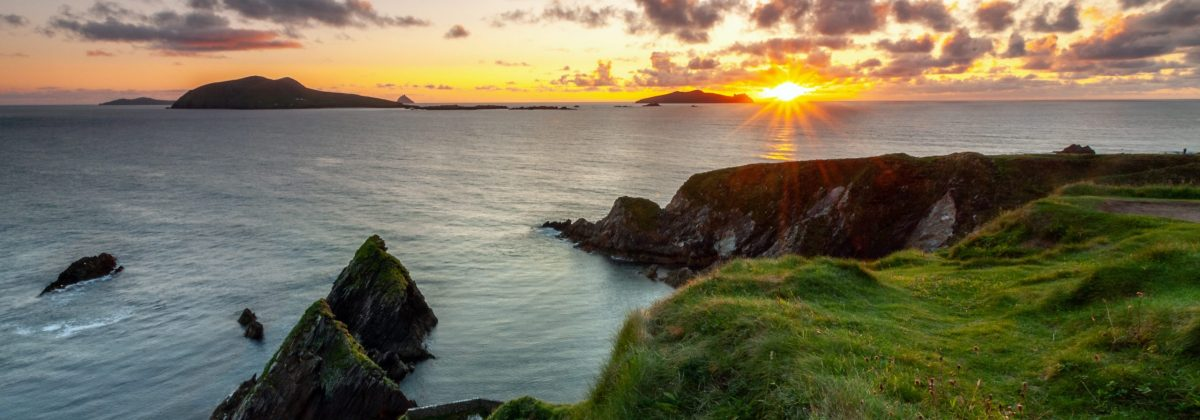 Holiday cottages Kerry - Dunquin pier