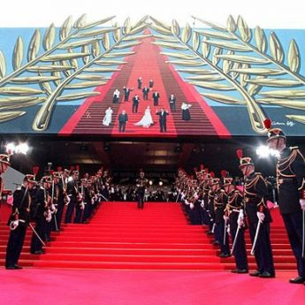 Holiday apartments on the French Riviera - Festival red carpet