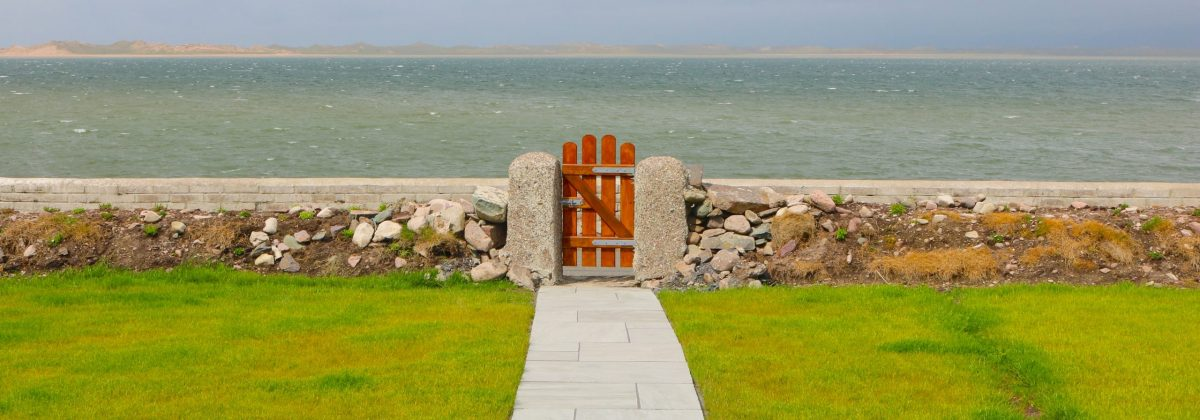 Exclusive holiday cottages Kerry - Cromane sea view