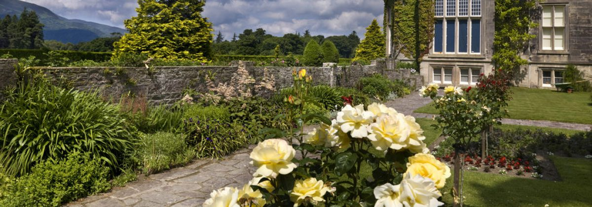 Exclusive holiday rentals Kerry - Muckross house and Gardens