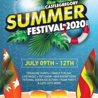 Stylish holiday houses Castlegregory - Summer Festival Castlegregory