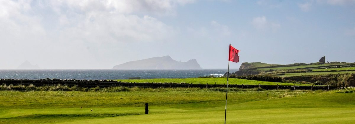 Holiday cottages Kerry - Ceann Sibeal Golf club