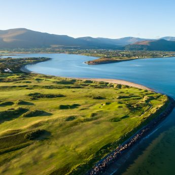 Holiday cottages Ireland - Dooks golf club