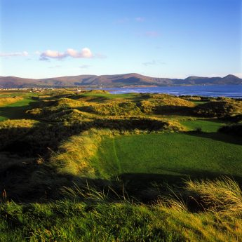 Holiday houses Kerry - Waterville Golf club panoramic view