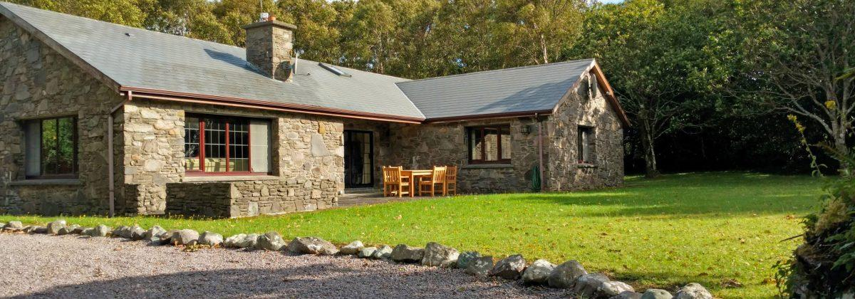 Holiday rentals Kerry - Patio and Lawn