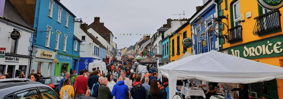 Exclusive holiday cottages Kerry - Dingle Food Festival